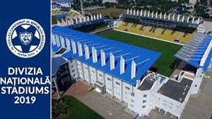 استادیوم های لیگ ملی فوتبال مولداوی