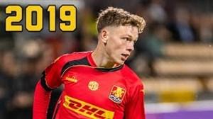 پدیده جوان فوتبال دانمارک؛ آندرس اولسن