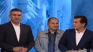 گفتگوی جذاب عابدزاده، استیلی و استاد اسدی