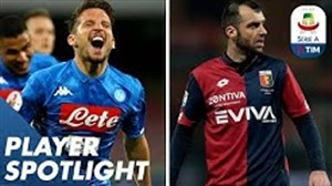برترین بازیکنان هفته بیست و هشتم سری آ ایتالیا