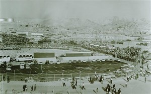 نگاهی به چگونگی شکل گیری اولین استادیوم ایران در مسجد سلیمان