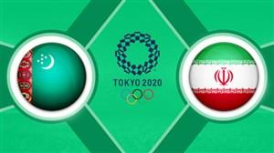 خلاصه بازی امید ایران 3 - امید ترکمنستان 1