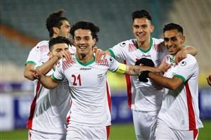 ایران 3 - ترکمنستان١؛ اولین عیدی، امید به صعود