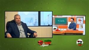 گفتگوی نوروزی با علی پروین