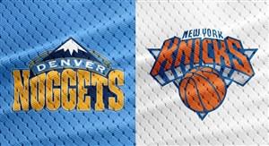 خلاصه بسکتبال نیویورک نیکس - دنور ناگتس