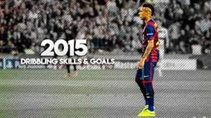 مهارت های نیمار در فصل 2015-2014