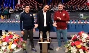 فوتبالدستیو اعلامبرندهمسابقه بین شیریو امیرآبادی