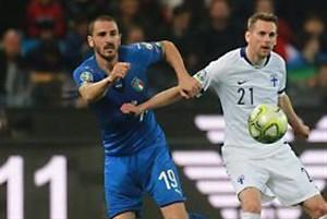 توصیف بونوچی به ستاره جدید تیم ملی ایتالیا