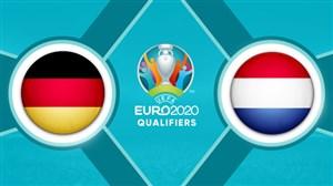 خلاصه بازی هلند 2 - آلمان 3