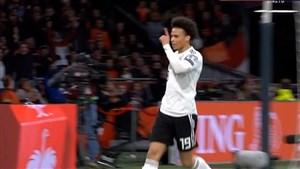 گل اول آلمان به هلند توسط سانه