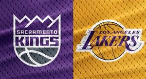 خلاصه بسکتبال لس آنجلس لیکرز - ساکرامنتو کینگز