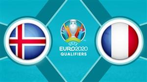 ویدئو خلاصه بازی فرانسه 4 - ایسلند 0 (گزارش اختصاصی)