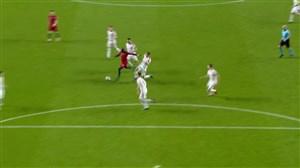 شوت تماشایی پریرا؛ گل اول پرتغال به صربستان