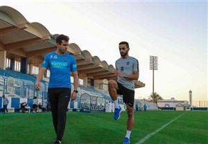 محمد البریک به دیدار استقلال خواهد رسید