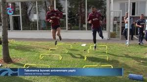 تمرینات بازیکنان ترابزون با حضور لژیونرها (07-01-98)