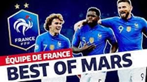 حاشیه های جذاب و جالب تیم ملی فرانسه در ماه مارس
