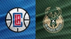 خلاصه بسکتبال لس آنجلس کلیپرز - میلواکی باکس