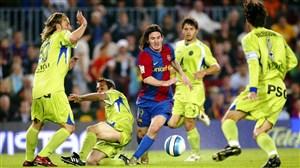 گل لیونل مسی به ختافه،بهترین گل تاریخ بارسلونا