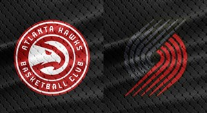 خلاصه بسکتبال پورتلند بلیزرز - آتلانتا هاوکس