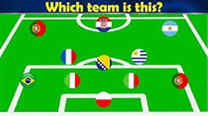 چالش حدس تیم بر اساس بازیکن های تیم