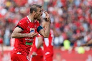 سیدجلال حسینی به بازی پاختاکور میرسد