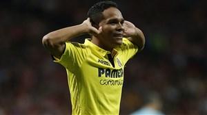 گل چهارم ویارئال به بارسلونا توسط باکا
