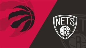 خلاصه بسکتبال تورنتو رپترز - بروکلین نتس