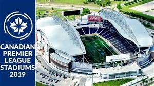 آشنایی برترین استادیوم های کشور کانادا