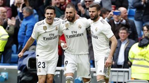 ترکیب رئال مادرید برابر لگانس اعلام شد