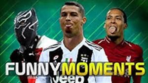 لحظات طنز و خنده دار فوتبال در سال 2019