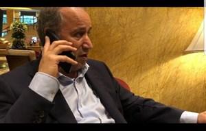 تماس تاج با رئیس فدراسیون فوتبال افغانستان