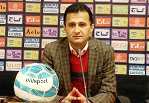 صحبتهای محمودزاده درباره نظارت بر هفتههای پایانی لیگ آزادگان