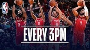 رکورد پرتاب سه امتیازی تاریخ NBA شکست