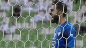 گل دوم استقلال به الهلال (پژمان منتظری)