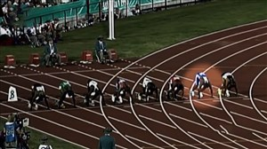 حذفهای تلخقهرماناندوی 100 متر در تاریخ المپیک