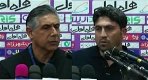 صحبتهای مربیان پس از دربی خوزستان