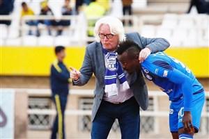 تقابل شفر با منشا در هفته اول لیگ امارات