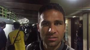 صحبتهای بازیکنان سایپا پس از تقابل با پرسپولیس