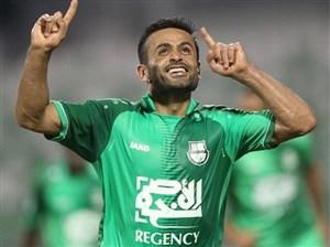 گلزنی امید ابراهیمی برای الاهلی قطر