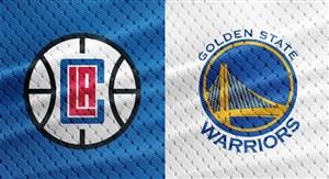 خلاصه بسکتبال گلدن استیت واریرز - لس آنجلس کلیپرز