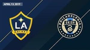 خلاصه بازی لس آنجلس گلکسی 2 - فیلادلفیا یونیون 0 (دبل زلاتان)