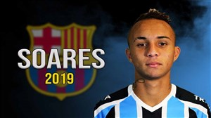 اورتون سوارس،گزینه خرید تیم بارسلونا