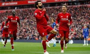 بهترین گلهای لیورپول در فصل 19-2018
