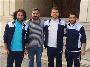ملوانان با تیم کامل سفر کردند راه بوشهر برای همه انزلیچیها باز شد