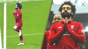جالبترین شادیهای پس از گل ستارگان فوتبال