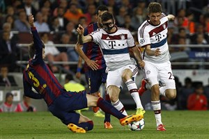 آماری که حکم به صعود بارسلونا می دهد