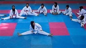 اردوی تیم ملی کاراته بانوان برای حضور در لیگ جهانی