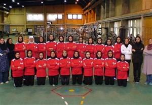 برگزاری اردوی تیم ملی هاکی بانوان