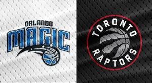 خلاصه بسکتبال تورنتو رپتورز - اورلاندو مجیک