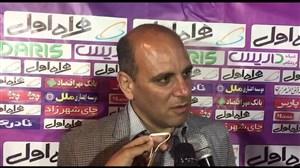 توضیحات دادخواه درباره جنجال بلیت فروشی امروز اصفهان